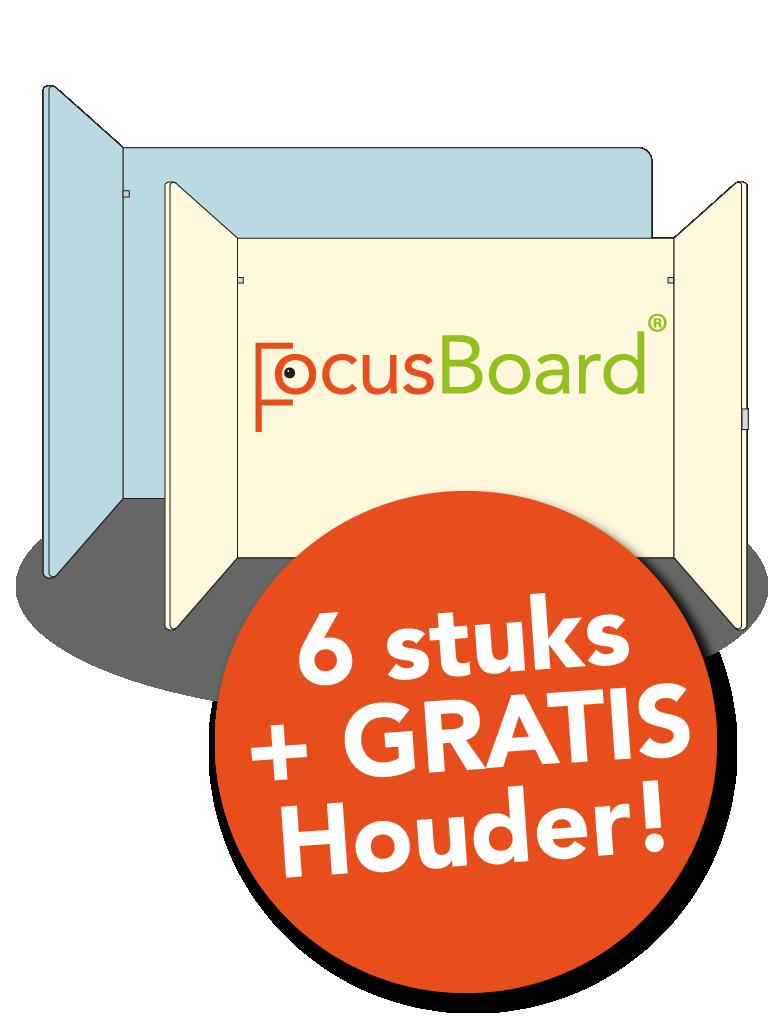 Bestel Proefpakket FocusBoard